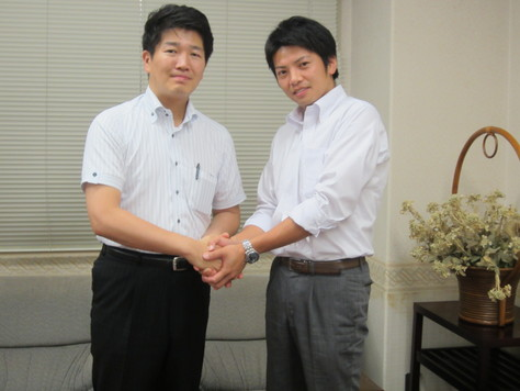 石川参議院議員と面談_e0228928_23404114.jpg