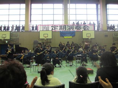 境第一中学校チンギスハーン学年 卒業?!_b0187479_150205.jpg