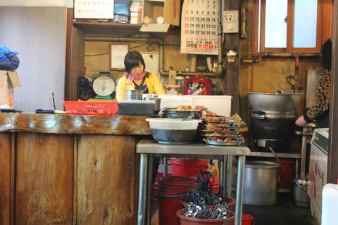 麻浦の豚焼き肉横丁で、ディープに更けゆく夜_a0223786_16211239.jpg