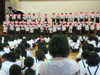 音楽朝会_e0176103_16565430.jpg