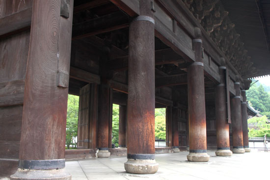 深緑の南禅寺1_e0048413_20582985.jpg