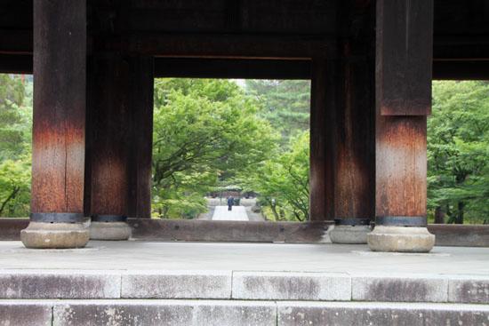 深緑の南禅寺1_e0048413_20583972.jpg