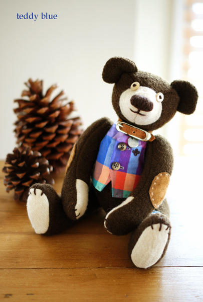 teddy mountain boy  山ボーイ テディ_e0253364_134788.jpg