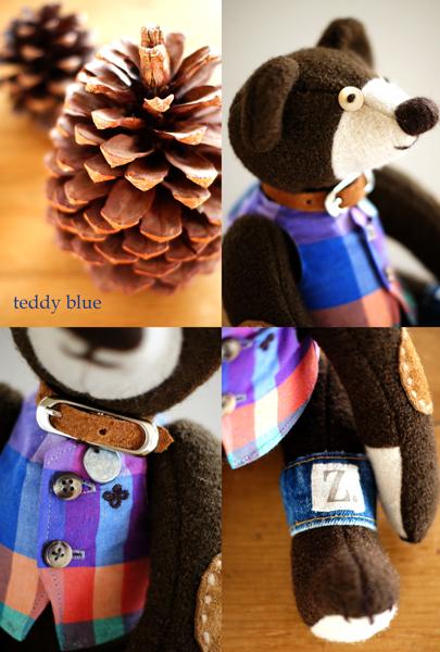 teddy mountain boy  山ボーイ テディ_e0253364_1348285.jpg