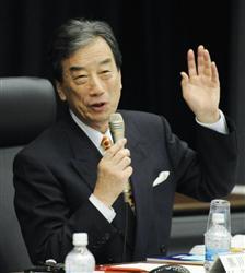 黒川委員長の国会事故調報告_f0083294_10422120.jpg