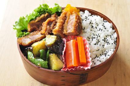 三浦野菜とソースカツ弁当_b0171098_8513765.jpg