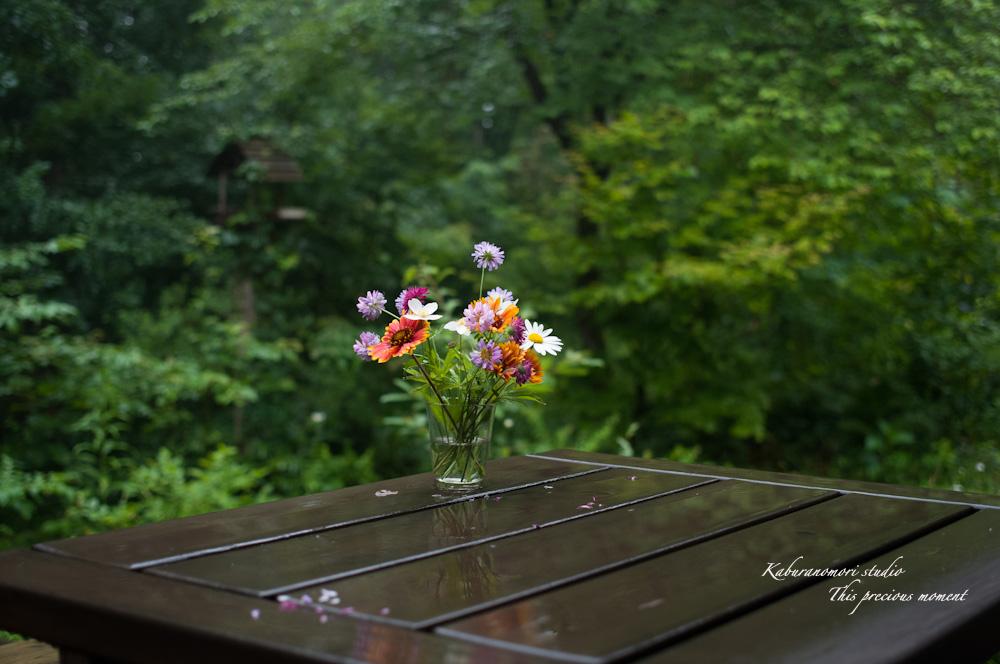 雨の休日軒先で_c0137403_1543044.jpg