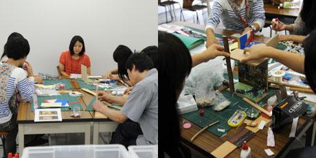 2012年7月7日,8日にNSCカレッジでは体験入学が開催 その1_b0110019_15575049.jpg