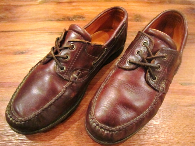 "Used SHOES ""Allen Edomonds & RALPH LAUREN\"" ご紹介_f0191324_942388.jpg"