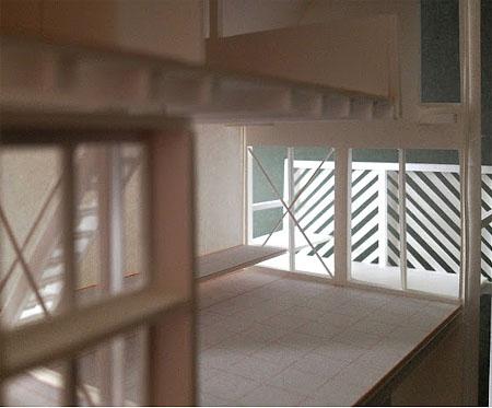 世田谷M邸 1/50模型_d0017039_2314933.jpg
