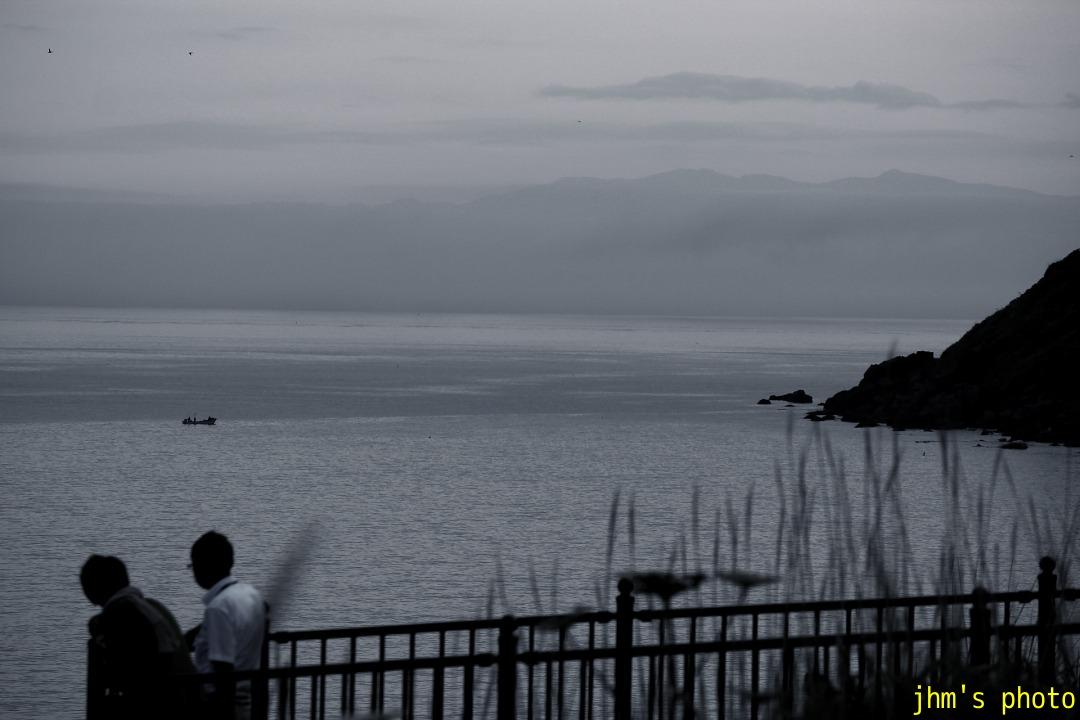 立待岬・入舟漁港にて(2)_a0158797_1193163.jpg