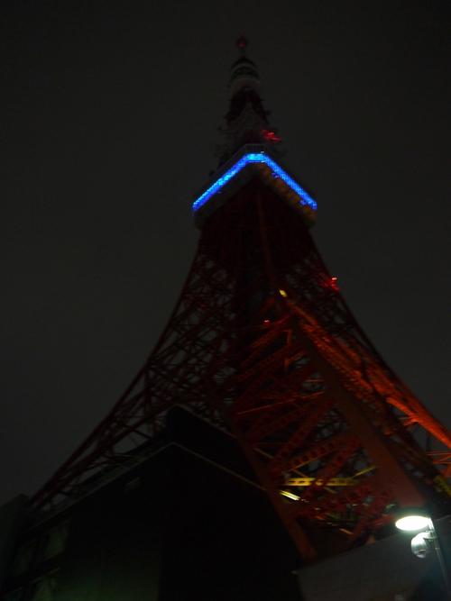 2012年7月7日 七夕@東京タワー_e0123104_9192744.jpg