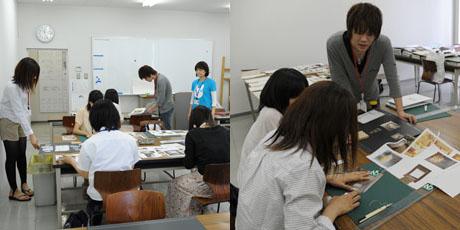 2012年7月7日,8日にNSCカレッジでは体験入学が開催 その4_b0110019_16205795.jpg