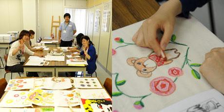 2012年7月7日,8日にNSCカレッジでは体験入学が開催 その4_b0110019_1620731.jpg