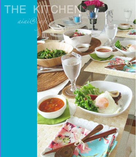 ジュワッとハンバーグで♪7月のお料理教室スタート!_a0056451_2047455.jpg