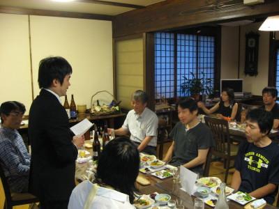 七夕の日のお酒の会_f0006356_16303613.jpg