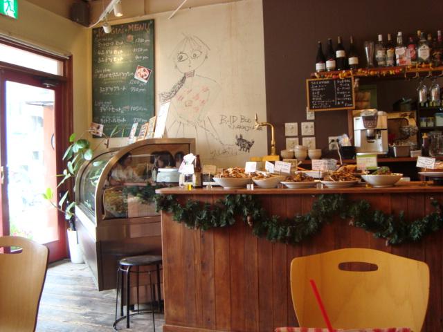西荻窪「Meat&Deli Cafe KIKU」へ行く。_f0232060_134466.jpg