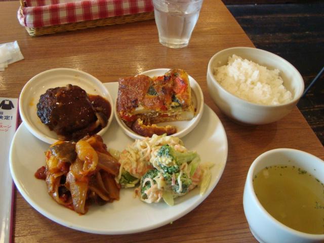 西荻窪「Meat&Deli Cafe KIKU」へ行く。_f0232060_1374952.jpg