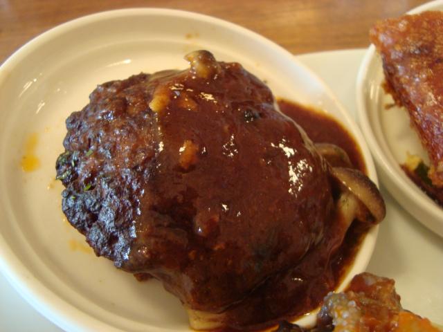 西荻窪「Meat&Deli Cafe KIKU」へ行く。_f0232060_1394586.jpg
