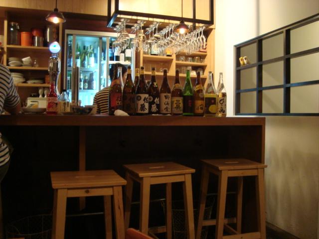 吉祥寺「オクワ酒屋」へ行く。_f0232060_1594338.jpg