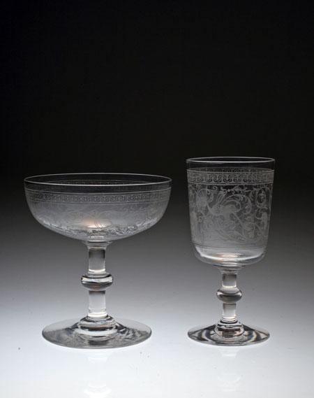 Baccarat シノワズリ glass_c0108595_348317.jpg