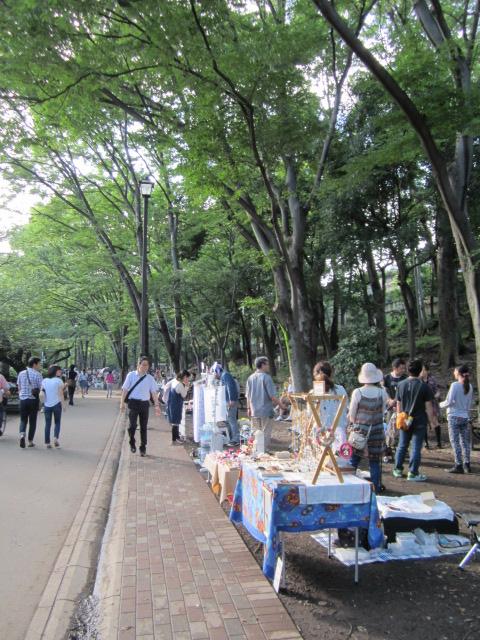 井の頭公園/Le park d`Inokashira_d0070113_0204646.jpg