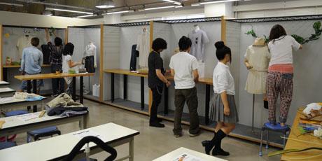 2012年7月7日,8日にNSCカレッジでは体験入学が開催 その5_b0110019_16194870.jpg