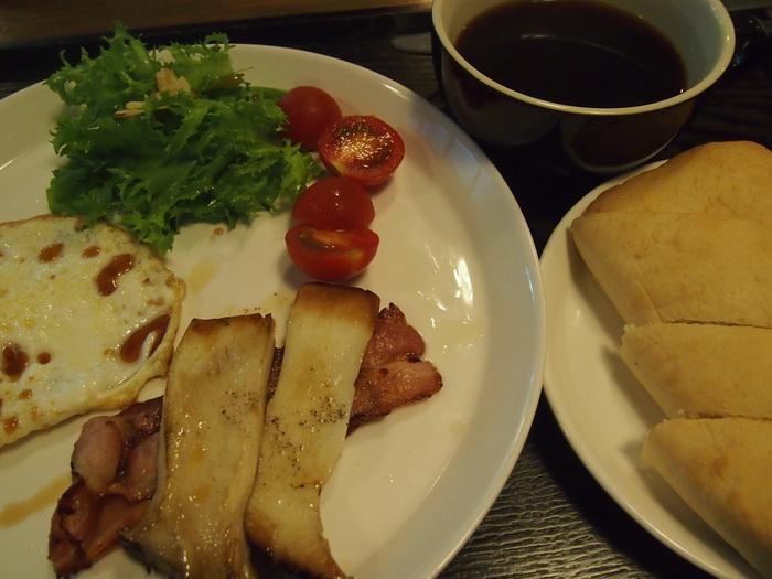 2012 7月 ソウル 7 5日目日記  126マンション 朝食 洋食編 と 不完全燃焼だった今回の旅 ・・・_f0062122_13445979.jpg
