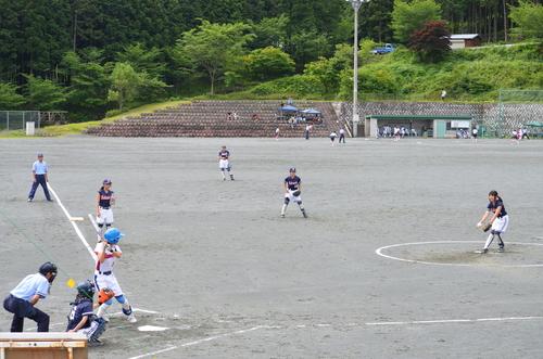 2012中津川市 中体連 ソフトボール大会_d0010630_20452658.jpg