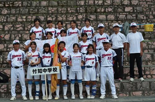 2012中津川市 中体連 ソフトボール大会_d0010630_2049133.jpg
