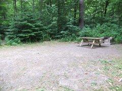 キャンプ2日目 淋しいキャンプグランド_c0064534_13241679.jpg