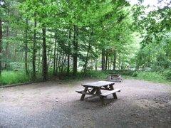 キャンプ2日目 淋しいキャンプグランド_c0064534_13245543.jpg