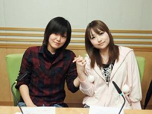 巽悠衣子さんと金元寿子さんのラジオ番組のOP/ED曲を収録したCDが、遂に発売決定! _e0025035_1023986.jpg