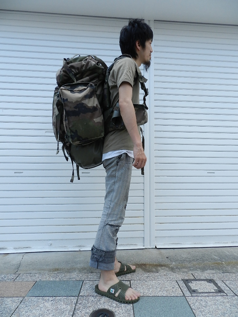 french army CCE camouflage backpack snap_f0226051_13193392.jpg