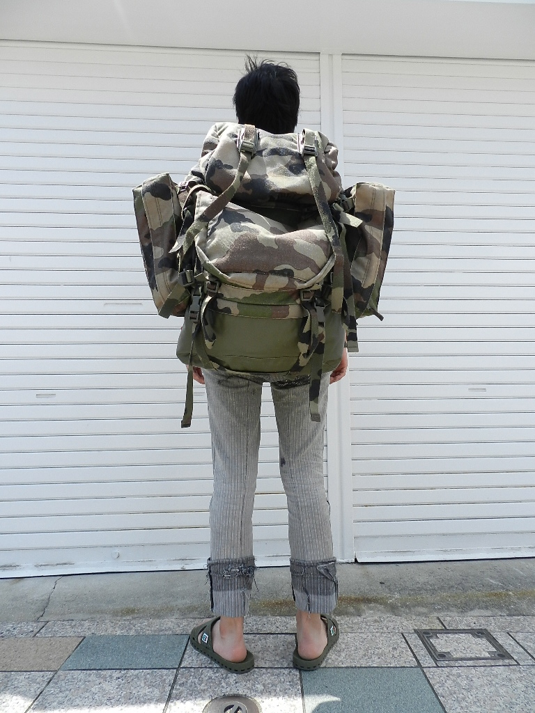 french army CCE camouflage backpack snap_f0226051_13195698.jpg