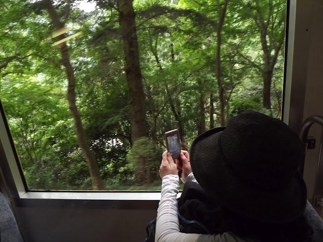 高尾山トレッキング&ヨガ2012 後記_f0187875_14454115.jpg