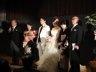 昌美屋「慎一君」結婚おめでとう_b0092684_16572022.jpg