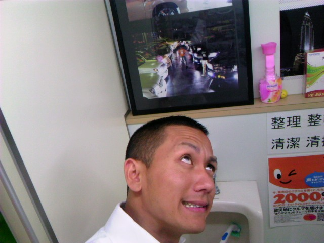 ランクルトミー札幌店(^_^)v朝礼good&new_b0127002_1043491.jpg