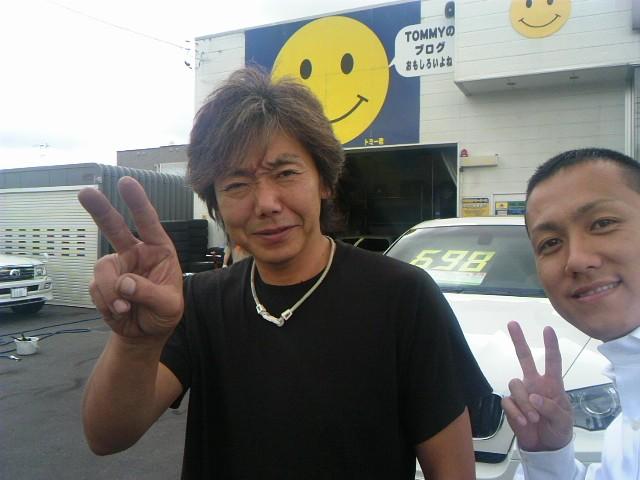 ランクルトミー札幌店(^_^)v_b0127002_9344767.jpg