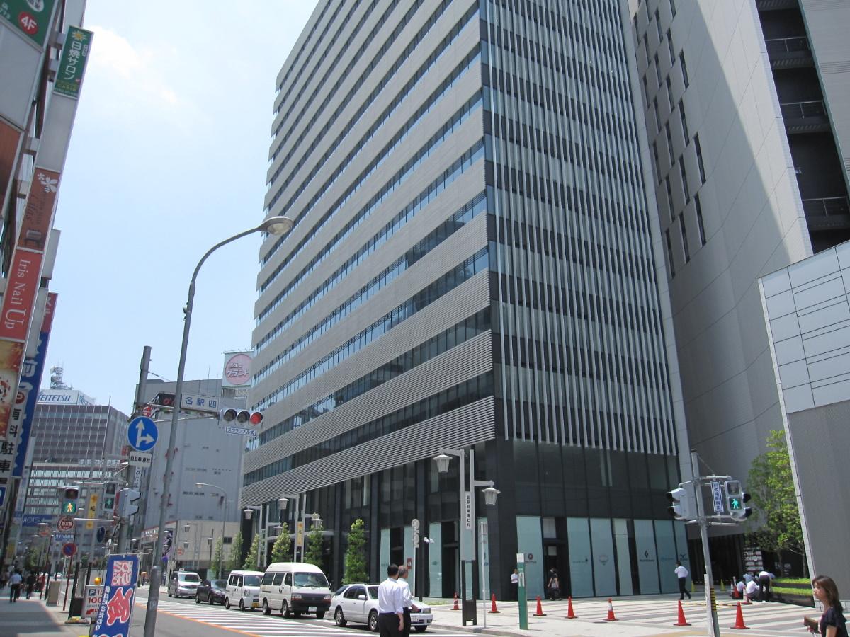 名古屋クロスコートタワー_f0016320_13395887.jpg