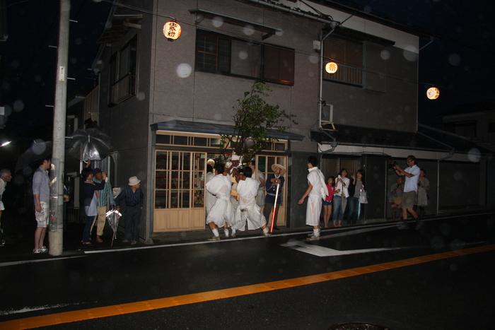 秋谷スケッチ120707  秋谷神社お祭り AKIYA SPIRIT-4_f0156448_19392679.jpg