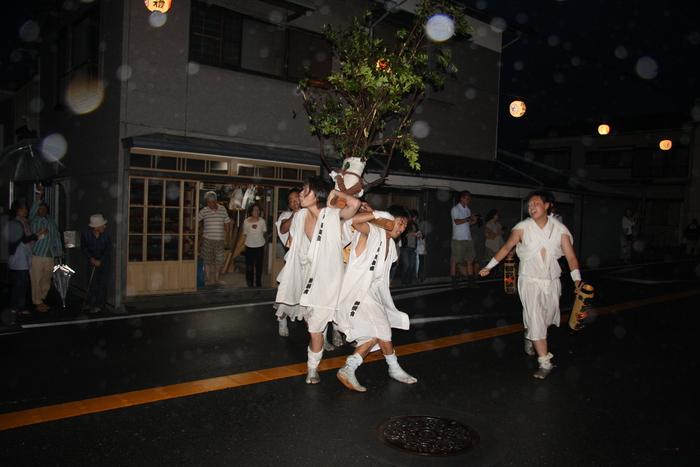 秋谷スケッチ120707  秋谷神社お祭り AKIYA SPIRIT-4_f0156448_1940524.jpg