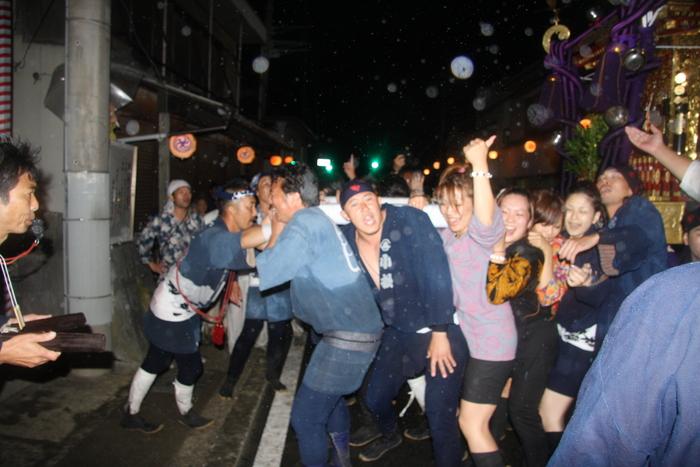 秋谷スケッチ120707  秋谷神社お祭り AKIYA SPIRIT-4_f0156448_19411945.jpg