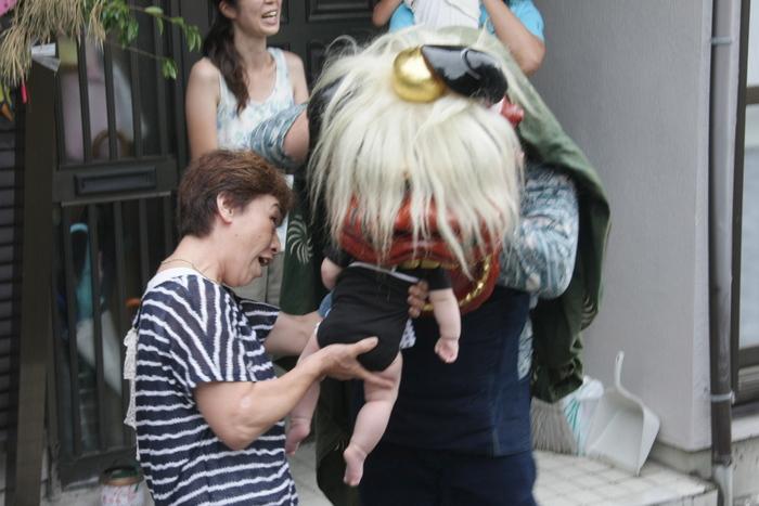 秋谷スケッチ120707  秋谷神社お祭り AKIYA SPIRIT-5_f0156448_23193426.jpg