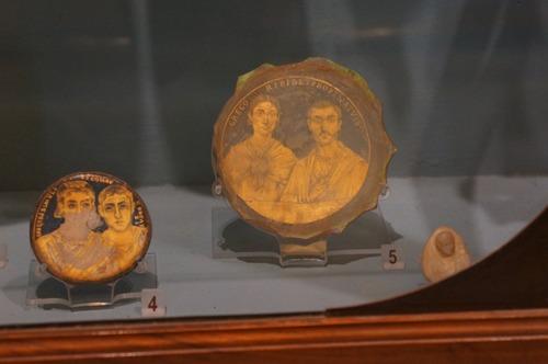 古代の絵画の部~ローマ、ヴァチカン美術館_f0106597_16564711.jpg