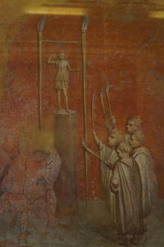 古代の絵画の部~ローマ、ヴァチカン美術館_f0106597_17132233.jpg