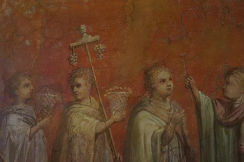 古代の絵画の部~ローマ、ヴァチカン美術館_f0106597_17141634.jpg