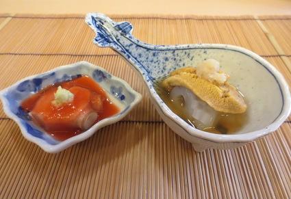 日本料理 山玄茶 @祇園_b0118001_9505418.jpg