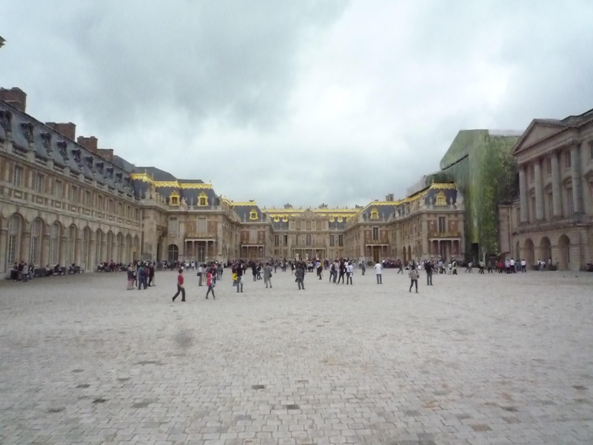 ヨーロッパ後記 パリ~ヴェルサイユ宮殿_f0180307_173417100.jpg