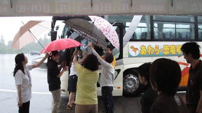 観光周遊バス「あわら・恐竜号」で恐竜博物館に行ってきましたー!_f0229508_143540.jpg